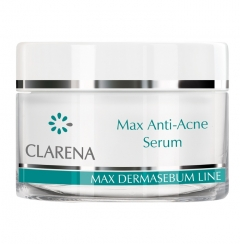 Clamanti - Clarena Max Dermasebum Anti Acne Serum 15ml