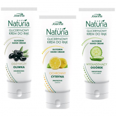 Clamanti - Joanna Naturia Glycerin Hand Cream Olive Oil, Lemon, Cucumber Extract 50g