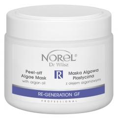 Clamanti - Norel Professional Re-Generation GF Pell-Off Algae Mask with Argan Oil 250g