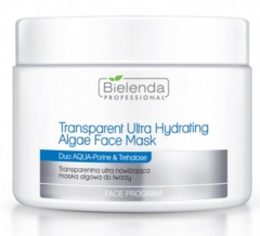 Clamanti - Bielenda Professional Aqua Porine Transparent Ultra Hydrating Face Algae Mask 190g