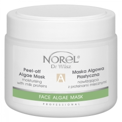 Clamanti - Norel Professional Moisturising Peel Off Algae Mask with Milk Protein 250g