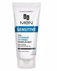 Clamanti - AA Men Sensitive Moisturizing Intimate Hygiene Gel 200ml