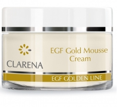 Clamanti - Clarena EGF Rejuvenating Anti Wrinkle Gold Mousse Cream 50ml