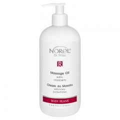 Clamanti - Norel Professional Body Rejuve Cranberry Massage Oil Satin 500ml