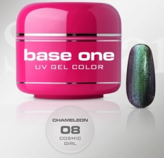 Clamanti - Silcare Base One UN Nail Gel Chameleon Cosmic Girl 5g