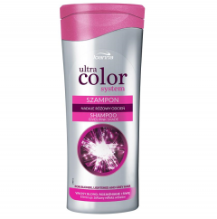 Clamanti - Joanna Ultra Color System Pink Shade Shampoo for Blond Hair 200ml