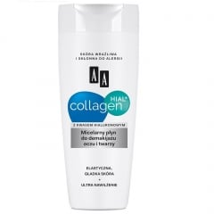 Clamanti - AA Collagen Hial+ Micellar Eye and Face Make-up Removal 200ml