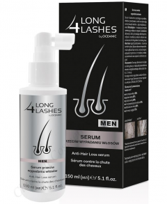 Clamanti - Long 4 Lashes MEN Anti Hair Loss Serum 150ml