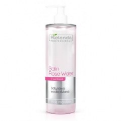 Clamanti - Bielenda Professional Satin Rose Water with D-Panthenol 500ml