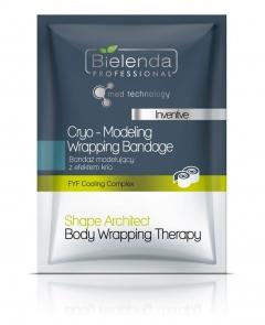 Clamanti - Bielenda Professional Shape Architect Cryo-Modeling Wrapping Bandage 2 x 10m