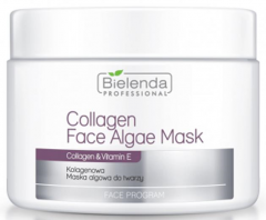 Clamanti - Bielenda Professional Collagen Face Algae Mask with Vitamin E  190g