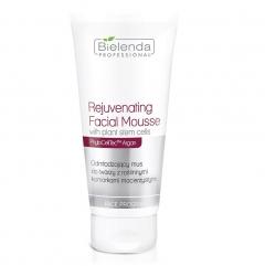 Clamanti - Bielenda Professional  Rejuvenating Argan  Facial Mousse with Stem Cells175ml