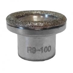 Clamanti - Microdermabrasion Diamond Heads Replacement for Diamond Peeling Gradation R9 100