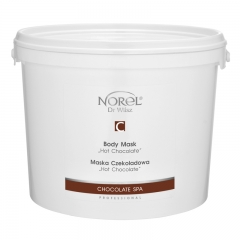 Clamanti - Norel Professional Chocolate Spa Hot Chocolate Body Mask 1000g