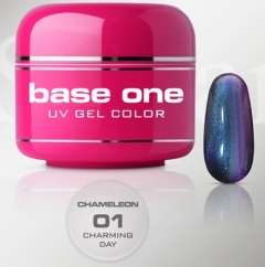 Clamanti - Silcare Base One UV Nail Gel Chameleon Charming Day 5g