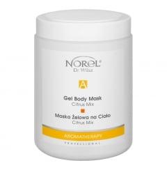 Clamanti - Norel Professional Aromatherapy Citrus Mix Gel Body Mask 1000ml
