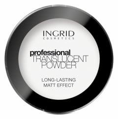 Clamanti - Verona Ingrid Professional Rice Translucent Powder Long Lasting Matt Effect 10g
