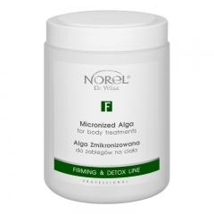 Clamanti - Norel Professional Firming & Detox Line Micronized Algae for Body Tretments 660g