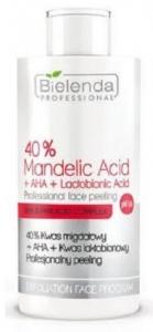 Clamanti - Bielenda Professional Face Peeling with 40% Mandelic AHA Lactobionic Acid 150g