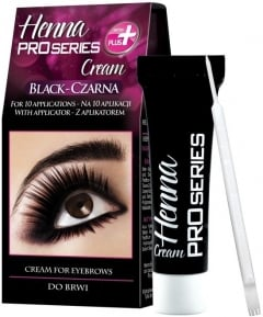 Clamanti - Verona Henna for Eyebrows with Applicator Black 15ml