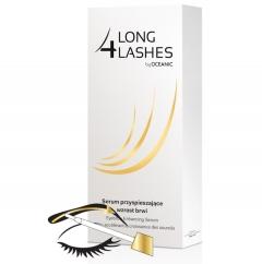 Clamanti - Long 4 Lashes Serum Stimulating Eyebrows Growth 3ml