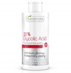 Clamanti - Bielenda Professional 20% Glycolic Acid Face Peeling 150g