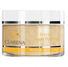 Clamanti - Clarena Power Pure Vit C Retinol Sugar Peeling 50ml