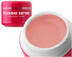 Clamanti - Silcare Base One French Pink UV Nail Gel 30g