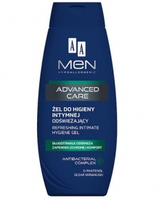 Clamanti - AA Men Advanced Care Refreshing Intimate Hygiene Gel 250ml