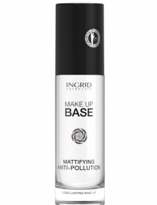 Clamanti - Verona Ingrid Make Up Base Mattifying Anti Pollution for All Skin Types 30ml