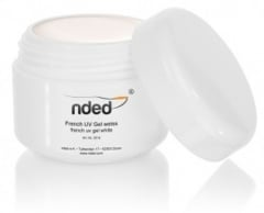 Clamanti - Nded French UV Gel White 5ml