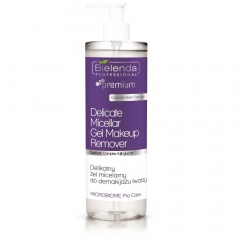 Clamanti - Bielenda Professional Microbiome Pro Delicate Micellar Gel Makeup Remover 500ml