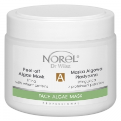 Clamanti - Norel Professional Lifting Peel Off Algae Mask With Wheat Proteins 250g