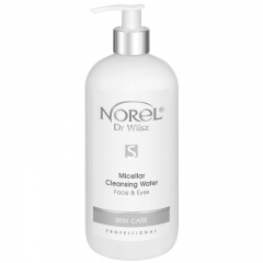 Clamanti - Norel Professional Skin Care Micellar Cleansing Water Face & Eyes 500ml