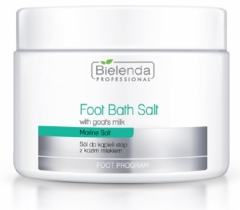 Clamanti - Bielenda Professional Foot Bath Salt With Goat's Milk 600g
