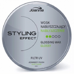 Clamanti - Joanna Styling Effect Glossing Hair Wax with UV Filters 45g