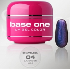 Clamanti - Silcare Base One UV Nail Gel Chameleon Lavender Kiss 5g