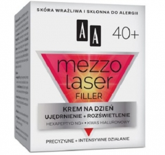 Clamanti - AA MezzoLaser Filler 40+ Wrinkle Decreasing Firmness and Radiance Day Cream 50ml