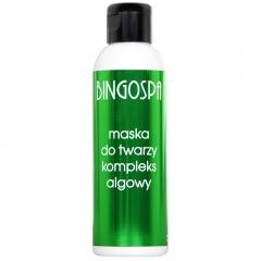 Clamanti - BingoSpa Face Mask with Algae Complex 150