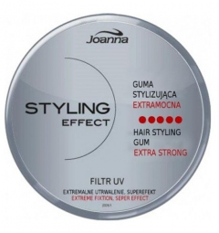 Clamanti - Joanna Styling Effect Extra Strong Hair Gum With UV Filters 100g