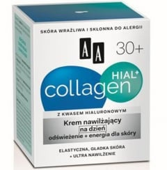Clamanti - AA Collagen Hial 30+ Moisturizing and Skin Energizing Day Cream  50ml