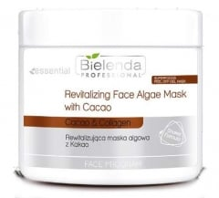 Clamanti - Bielenda Professional Super Foods Revitalizing Algae Face Mask With Cacao and Collagen 200g