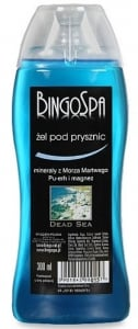 Clamanti - BingoSpa Shower Gel with Dead Sea Minerals Pu-erh and Magnesium 300ml