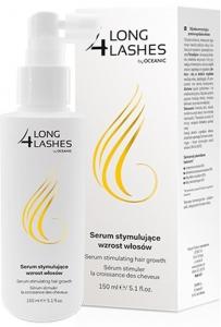 Clamanti - Long 4 Lashes Enhancing Hair Growth Stimulating Serum 150ml
