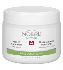 Clamanti - Norel Professional Peel Off Algae Mask Anti Age with Red Grape 250g