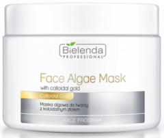 Clamanti - Bielenda Professional Face Algae Mask with Colloidal Gold 190g