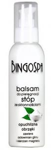 Clamanti - BingoSpa Balm for Swollen and Painful Feet 135g