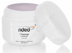 Clamanti - NDED Acid Free UV Nail Gel Clear 15ml