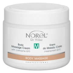Clamanti - Norel Professional Body Massage Cream with Coenzyme Q10 500ml