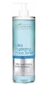 Clamanti - Bielenda Professional Aqua Porine Ultra Hydrating Face Toner 500ml